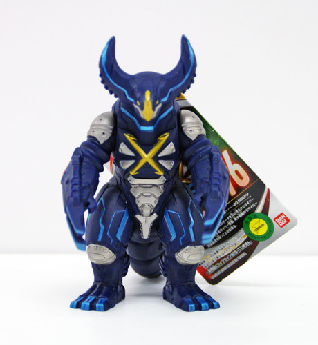 Bandai Ultraman Ultra Monster Series No.76 Cyber Gomora Figure