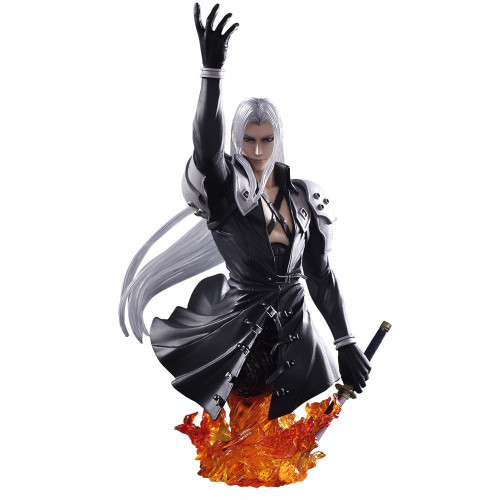 Square Enix Static Arts Bust Final Fantasy VII Sephiroth Bust Figure