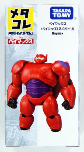 Takara Tomy Disney Metakore Metal Figure Collection Big Hero 6 Baymax 2.0 (885450)