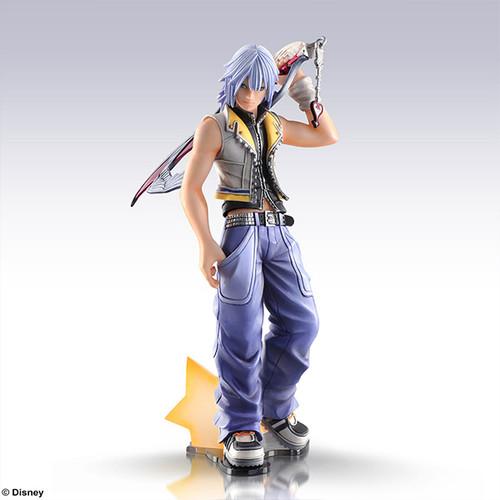 Square Enix Static Arts Gallery Riku Figure (Kingdom Hearts II)