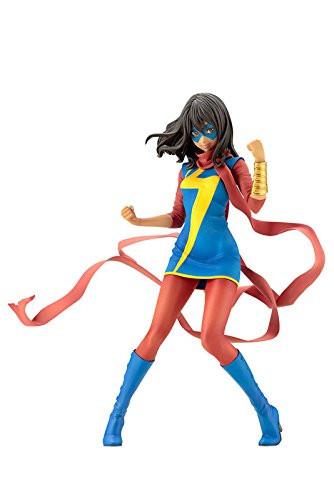 Kotobukiya MK221 Marvel Bishojo Miss Marvel 1/7 Scale Figure