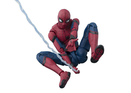 Bandai 161103 S.H. Figuarts Spiderman (Homecoming) Figure