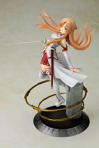 Kotobukiya PP738 Sword Art Online Asuna -Aincrad- Renewal Package Ver. 1/8 Scale Action Figure