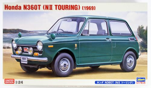 Hasegawa 20300 Honda N360T (N II Touring) 1/24 scale kit