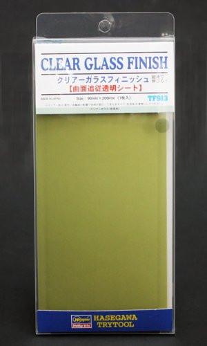 Hasegawa TF-913 Clear Glass Finish