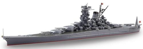 Fujimi TOKU-Easy SP09 IJN Battleship Musashi w/ Ship Nameplate 1/700 scale kit
