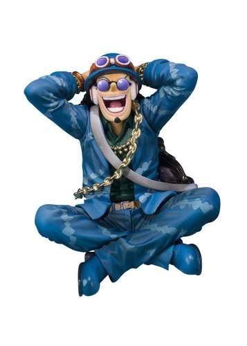 Bandai 177524 Figuarts ZERO Usopp One Piece 20th Anniversary Figure