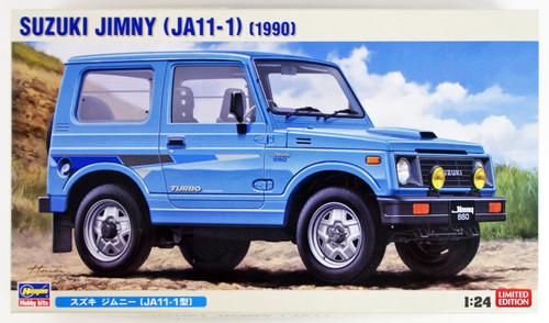 Hasegawa 20301 Suzuki Jimny JA11-1 Type 1/24 scale kit
