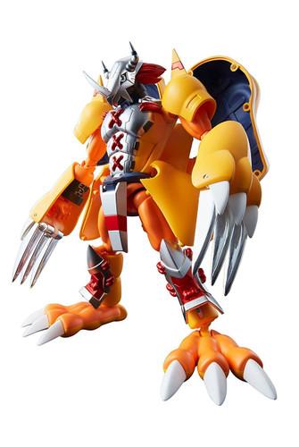 Bandai 175698 Digimon Adventure WarGreymon Digivolving Spirits 01 Diecast Figure