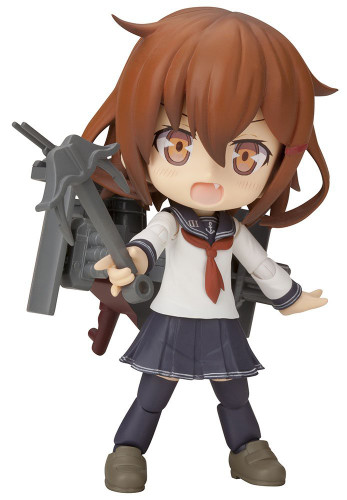 Kotobukiya AD022 Cu-poche Kancolle Kantai Collection Ikazuchi Figure