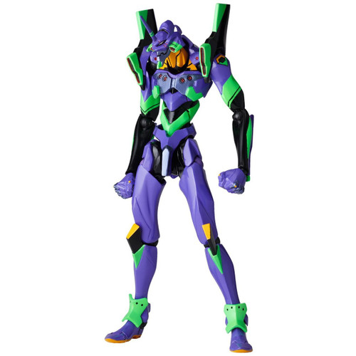 Kaiyodo (Union Creative) Evangelion Evolution EV-001 EVA Unit 01 Revoltech Figure