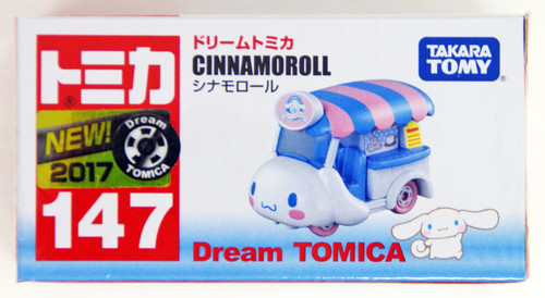 Takara Tomy Dream Tomica 147 Cinnamon Roll 887232