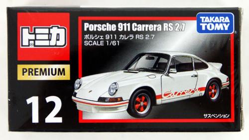 Takara Tomy Tomica Premium 12 Porsche 911 Carrera RS 2.7 (4904810887195)