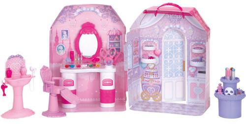 Takara Tomy Licca Doll Licca Chan Beauty House (885344)