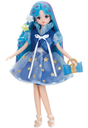 Takara Tomy Licca Doll Dress Set Illumination Party (885337)   Doll NOT included.