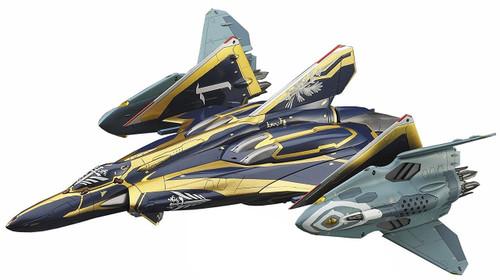 Hasegawa Macross 65837 Delta Sv-262Hs Draken 3 Keith w/ Lil Draken 1/72 scale kit