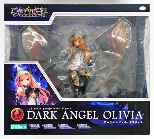 Kotobukiya PP534 Rage of Bahamut Dark Angel Olivia 1/8 Scale Figure