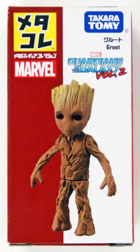 Takara Tomy Marvel Metakore Metal Figure Groot 889380