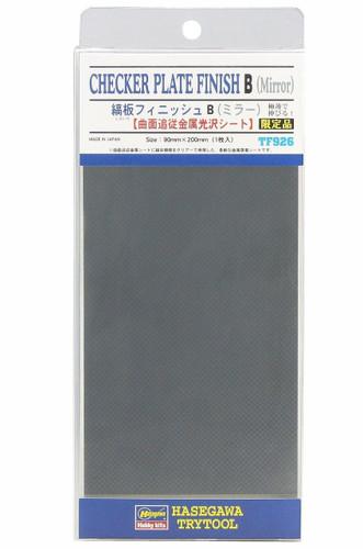 Hasegawa TF-926 Checker Plate Finish B (Mirror)