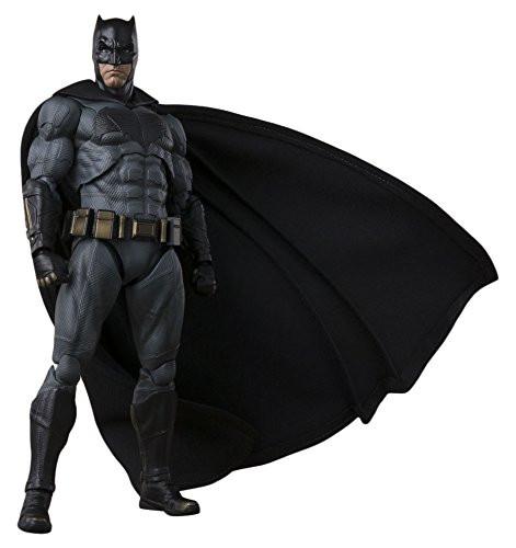Bandai 197829 S.H. Figuarts Batman (Justice League) Action Figure