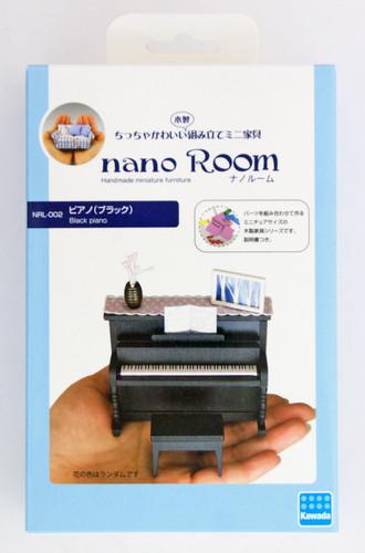 Kawada NRL-002 nano Room Black Piano