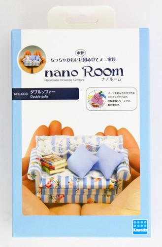Kawada NRL-003 nano Room Double Sofa