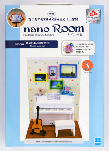 Kawada NRB-004 nano Room Music Room Set