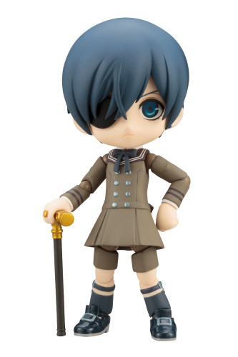 Kotobukiya AD045 Cu-poche Ciel Phantomhive Figure (Kuroshitsuji Book of the Atlantic )