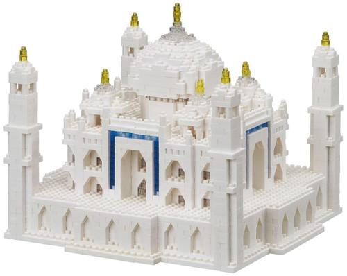 Kawada NB-032 nanoblock Taj Mahal Deluxe Edition