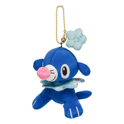 Pokemon Center Original Chirimen Popplio (Ashimari) Mascot 729-221793