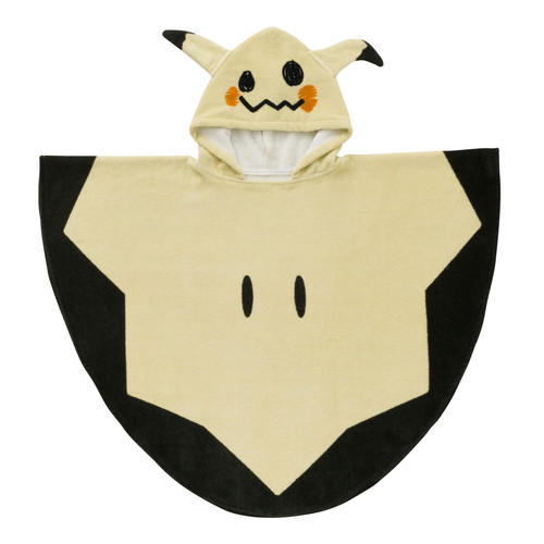 Pokemon Center Original Hoodie Poncho Towel Mimikyu 729-224084