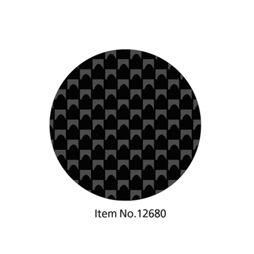 Tamiya 12680 Carbon Pattern Decal Set Plain Weave/Extra Fine