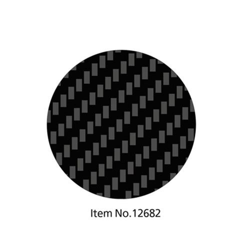 Tamiya 12682 Carbon Pattern Decal Set Twill Weave/Extra Fine