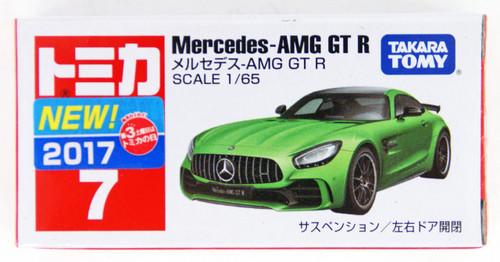 Takara Tomy Tomica 7 Mercedes-AMG GT R 879602