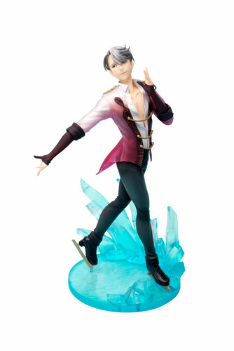 Chara-Ani Victor Nikiforov 1/8 Scale Figure (Yuri!!! on ICE)