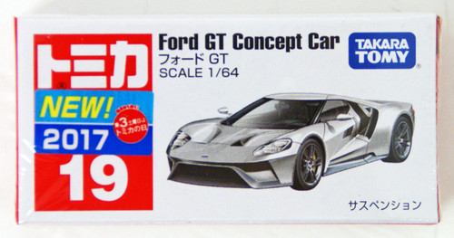 Takara Tomy Tomica 19 Ford GT 879671