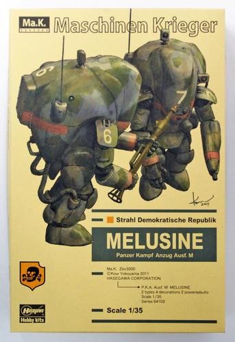 Hasegawa 64103 Maschinen Krieger P.K.A. Ausf. M Melusine 1/35 scale kit