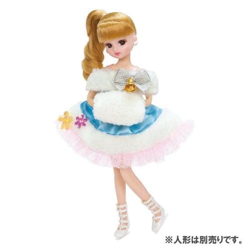 Takara Tomy Licca Doll LW-10 Fluffy Skating Dress (971573)