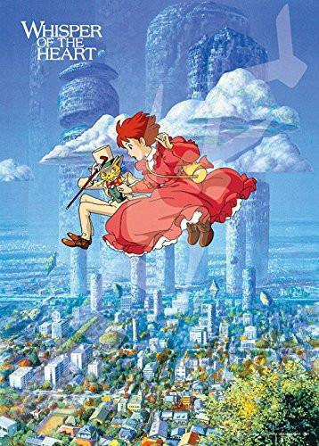 Ensky Jigsaw Puzzle 500-275 Whisper of the Heart Baron Studio Ghibli (500 Pieces)