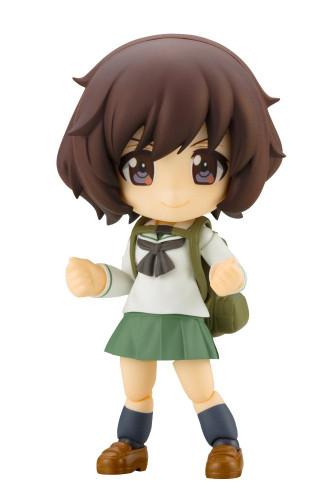 Kotobukiya AD052 Cu-poche Girls und Panzer der Film Akiyama Yukari Uniform Ver.