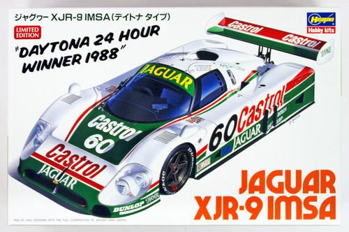 Hasegawa 20316 Jaguar XJR-9 IMSA 1/24 Scale Kit