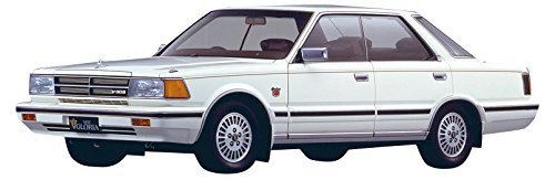 Aoshima 54789 The Model Car 58 Nissan Y30 Cedric/ Gloria 4HT V30E Brougham VIP '83 1/24 scale kit