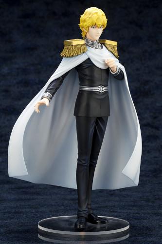 Kotobukiya PP705 ARTFX J Reinhard von Lohengramm 1/8 Scale Figure (Legend of Galactic Heroes)