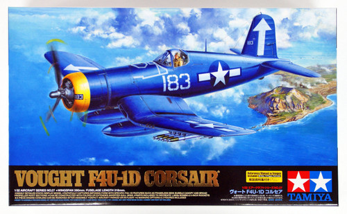Tamiya 60327 Vought F4U-1D Corsair 1/32 scale kit