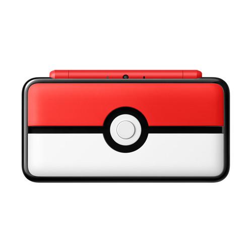 Pokemon Center Original New Nintendo 2DS LL Monster Ball Edition 1117-537451