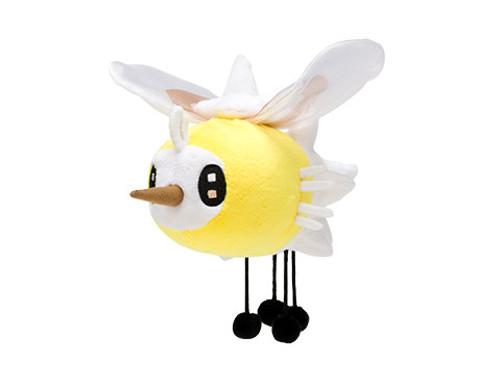 Pokemon Center Original Plush Doll Life-sized Cutiefly (Abuly) 1007-