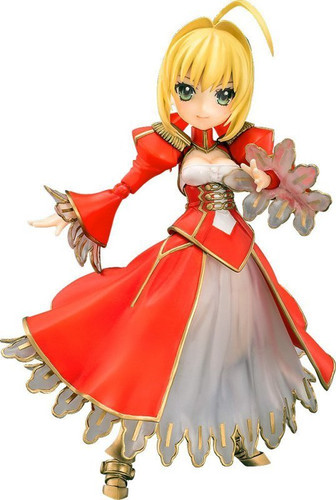 PHAT! PARFOM NERO CLAUDIUS ACTION FIGURE (FATE/EXTELLA)