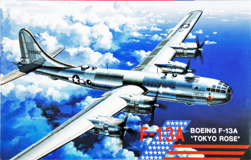 Fujimi No.05 Boeing F-13A Tokyo Rose 1/144 Scale Kit 144054