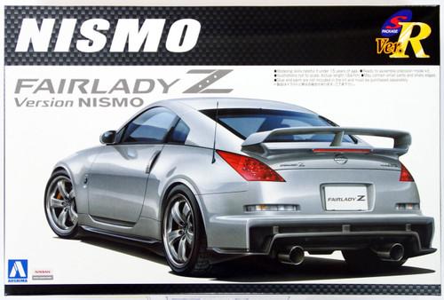 Aoshima 41550 Nissan Fairlady Z (Z33) NISMO 1/24 Scale Kit