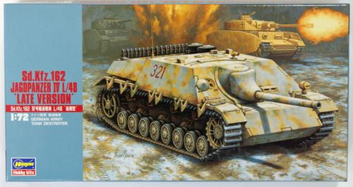 "Hasegawa MT51 Sd.Kfz.162 JAGDPANZER IV L/48 LATE"" 1/72 Scale Kit"""